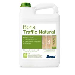 BONA TRAFFIC Natural - 4,95 L - NOWOŚĆ!