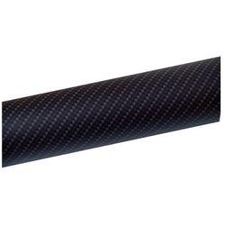 Folia carbon okleina tuning 2D 30x50 czarny mat