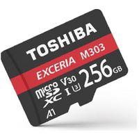 Karty pamięci, Toshiba microSD 256GB M303 UHSI U3 adapter