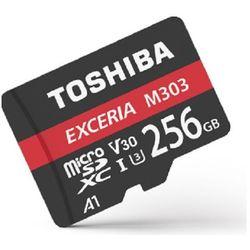Karta pamięci TOSHIBA microSD M303 256 GB THN-M303R2560E2