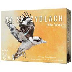 Na skrzydłach: Ptaki Oceanii (SL20053PL). Wiek: 10+ - Elizabeth Hargrave
