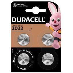 Baterie DURACELL DL CR 2032 4szt.