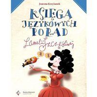 Książki dla dzieci, Księga językowych porad Lamelii Szczęśliwej (opr. twarda)