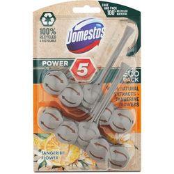 Domestos zawieszka do WC Power 5 Tangerine Flower ECO, 2 x 55 g