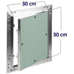 Klapa rewizyjna aluminiowa Awenta KRAL10 - 300x300mm