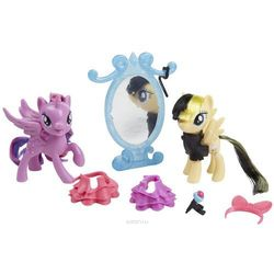 My Little Pony zestaw dwóch kucyków Pony Twilight Sparkle i Songbird Serenade - BEZPŁATNY ODBIÓR: WROCŁAW!