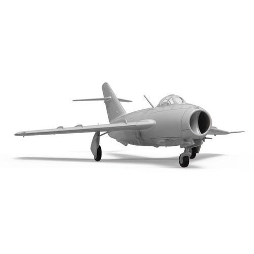 Figurki i postacie, Model plastikowy Mikoyan-Gurevich MiG-17 Fresco