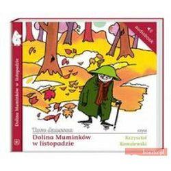 Dolina Muminków w listopadzie (audiobook CD)