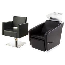 Zestaw Mebli Fryzjerskich - Myjnia Vasto + 1 x Fotel Modena