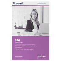 Programy kadrowe i finansowe, Streamsoft PCBIZNES AGA dla biur rachunkowych bez limitu firm