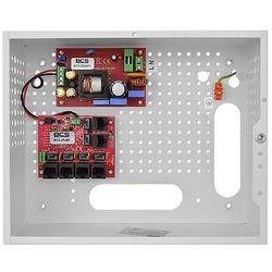 System zasilania dla 4 monitorów IP z switchem PoE BCS-SP0406