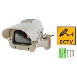 Atrapa kamery przemysłowej sztuczna kamera
