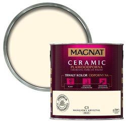 Farba Ceramiczna Magnat Ceramic C3 Waniliowy Kryształ 2.5l