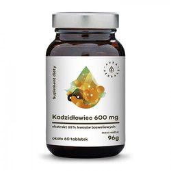Kadzidłowiec Ekstrakt 600mg (65% Boswellia Ekstrakt ) - tabletki (96g)