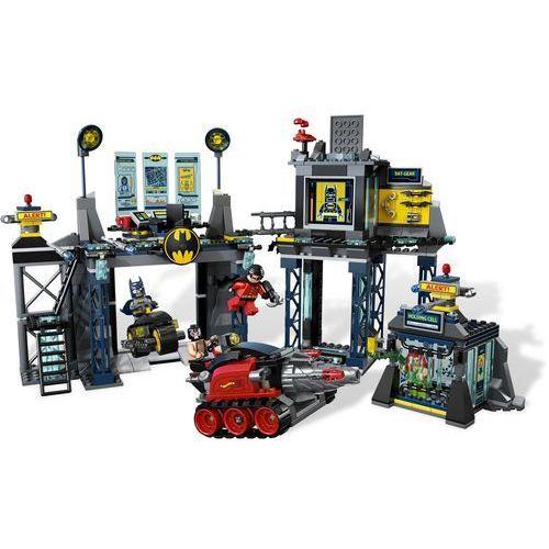 Klocki dla dzieci, Lego SUPER HEROES The batcave 6860