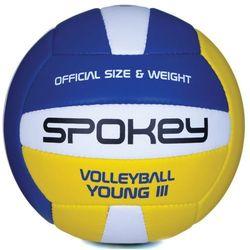 Piłka siatkowa SPOKEY Young III (rozmiar 4)