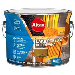 ALTAX- lakierobejca do drewna, orzech, 2.5 l