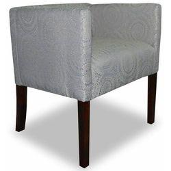 Fotel tapicerowany Prosty niski 65 cm