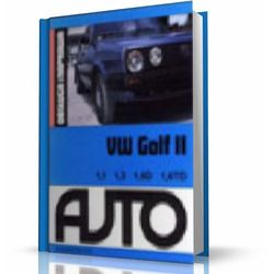 VW Golf II 1,1/1,3/1,6D/1,6TD (opr. miękka)