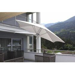 Parasol na balkon Paraflex wallflex 270 cm na wysięgniku 185 cm made in Belgium wyprzedaż