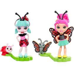 Figurki Enchantimals małe Biedronka i Motyl