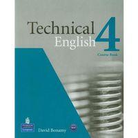 Książki do nauki języka, Technical English 4 Course Book (opr. miękka)
