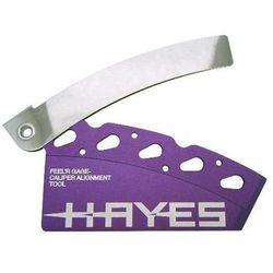 Przyrząd Hayes do ustawiania zacisku hamulcowego