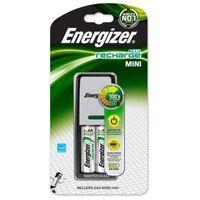 Ładowarki do akumulatorków, Mini Charger +2AA 2000 mAh Ładowarka + akumulatory ENERGIZER