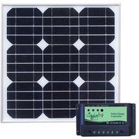Baterie słoneczne, Bateria słoneczna FOTTON FTM-20W z regulatorem ładowania NV5 5A