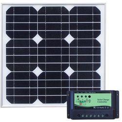 Bateria słoneczna FOTTON FTM-20W z regulatorem ładowania NV5 5A