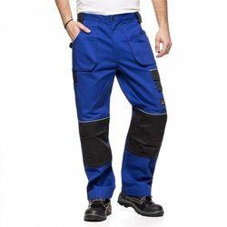 Spodnie do pasa HELIOS AVACORE w kolorze niebiesko- czarnym