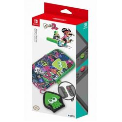 Zestaw akcesoriów HORI NSW-048U Splatoon 2 Splat Pack do Nintendo Switch