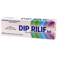 Żele i maści przeciwbólowe, Dip Rilif żel 50 g