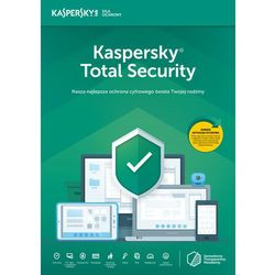 Kaspersky Lab Total Security Multi-Device 5 PC ESD Odnowienie