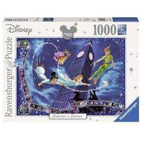 Puzzle, Ravensburger Disney Collector's Edition Peter Pan 1000pcs.