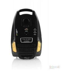 ETA Mauro Vacuum Cleaner ETA248890000 Bagged, Black, 700 W, 6 L, A, A, D, A, 80 dB, HEPA filtration system, 230 V