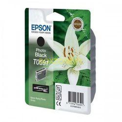 Epson oryginalny ink C13T059140, photo black, 13ml, Epson Stylus Photo R2400