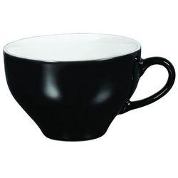 Filiżanka do latte 450 ml, czarno-biała | ARIANE, Amico Cafe