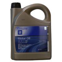 Pozostałe oleje, smary i płyny samochodowe, GM OPEL 5W-30 Dexos 2 Fuel Economy Longlife 5 Litr Pojemnik