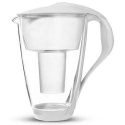Filtr dzbankowy Dafi szklany Crystal led biały 2L