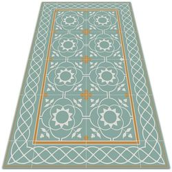 Dywan na taras zewnętrzny Dywan na taras zewnętrzny Vintage symetria