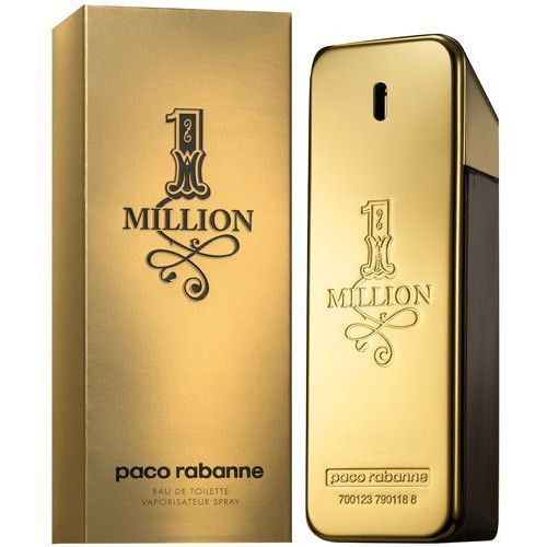 Pozostałe zapachy, Paco Rabanne 1 Million 100ml woda toaletowa [M]