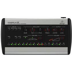 """Behringer P16-M - cyfrowy mikser osobistego systemu odsłuchowego -5% na pierwsze zakupy z kodem """"START""""!"""