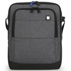 "Gabol Expert 410247_016 mała torba na ramię na laptopa 11,6"" / szara"