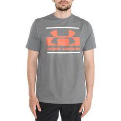 Under Armour Blocked Sportstyle Koszulka Szary M Przy zakupie powyżej 150 zł darmowa dostawa.