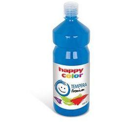 Farba tempera premium 1000 ml ciemnoczerwona - HAPPY COLOR