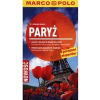 Przewodniki turystyczne, Paryż Przewodnik z atlasem miasta (opr. miękka)