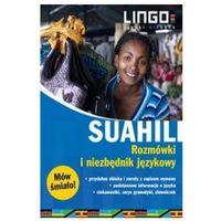 Książki do nauki języka, Suahili. Rozmówki i niezbędnik językowy (opr. miękka)