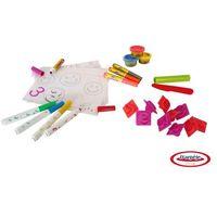 Kreatywne dla dzieci, PlayDoh Zestaw Uczę się cyferek - TM Toys - BEZPŁATNY ODBIÓR: WROCŁAW!