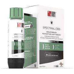 Spectral CBD konopny z kannabidiolem Nanoxidil 5% przeciw wypadaniu włosów 60ml
